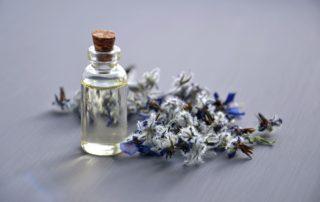 savons et les huiles