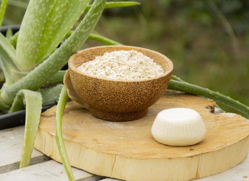 savons au beurre de karite coco aloes vera