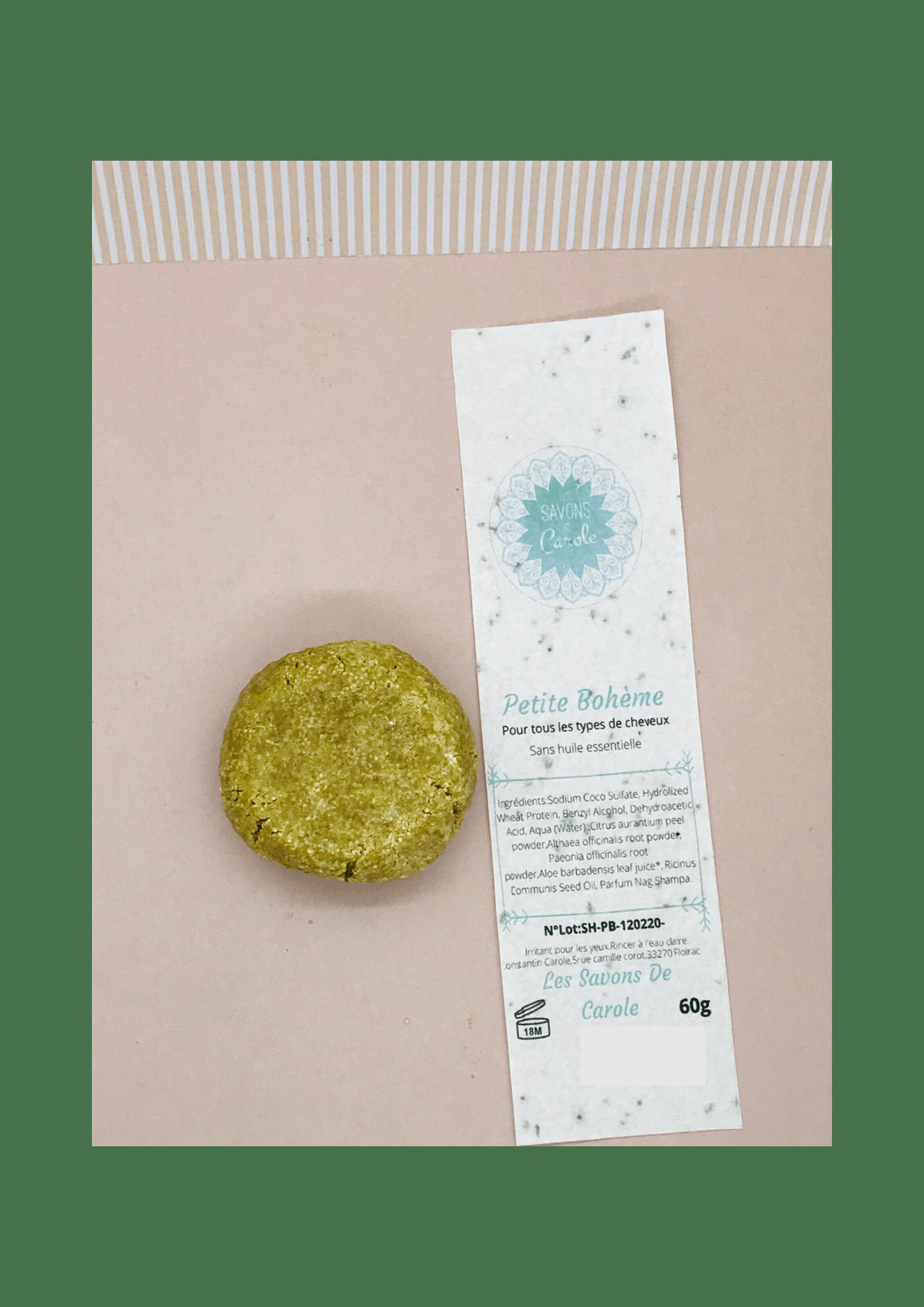 savons et emballage eco
